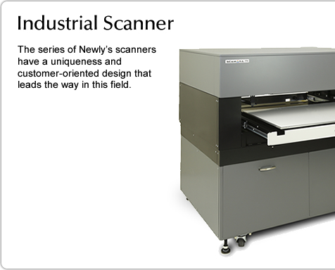 Industrial Scanner