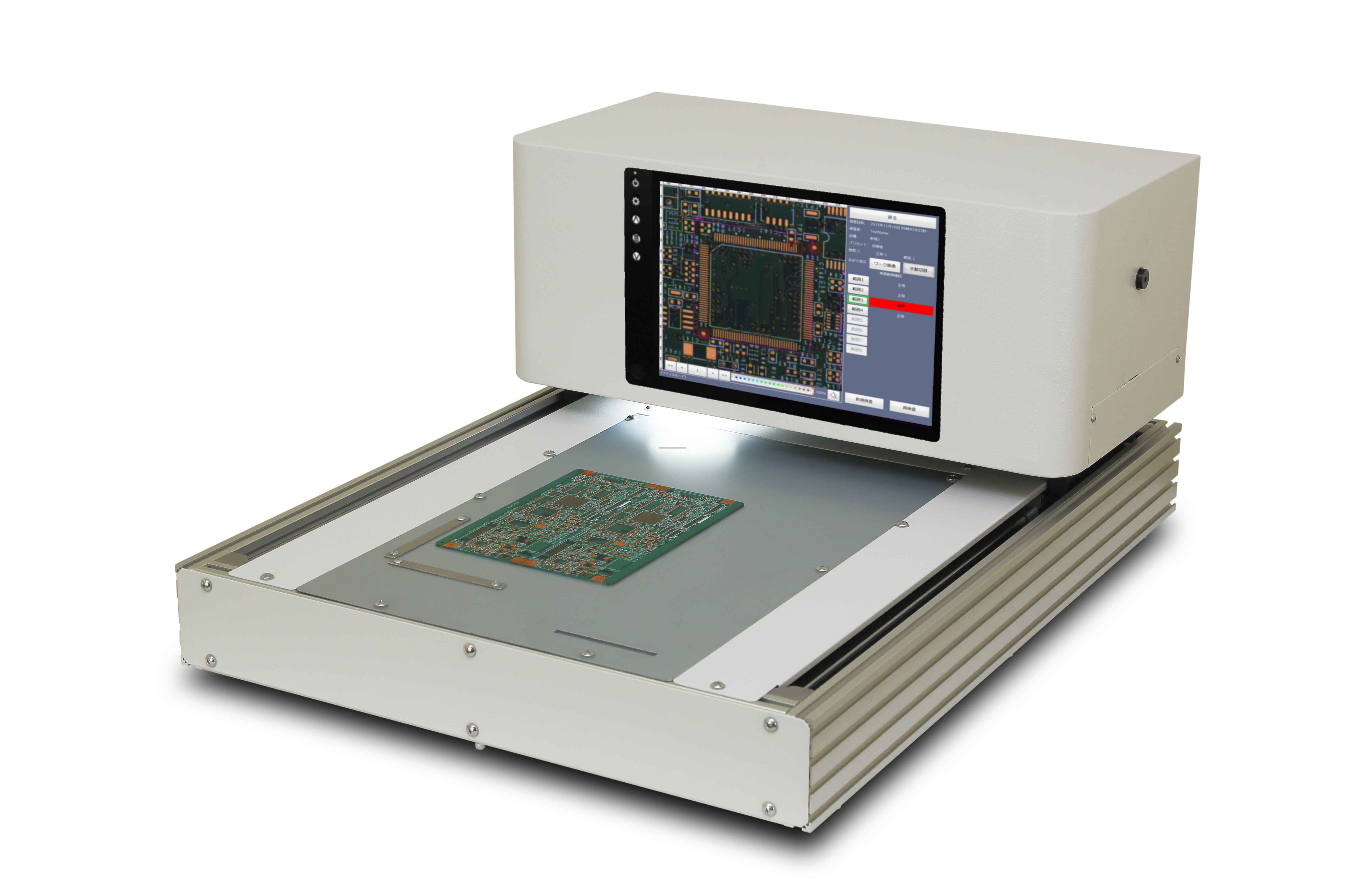微細電極検査装置